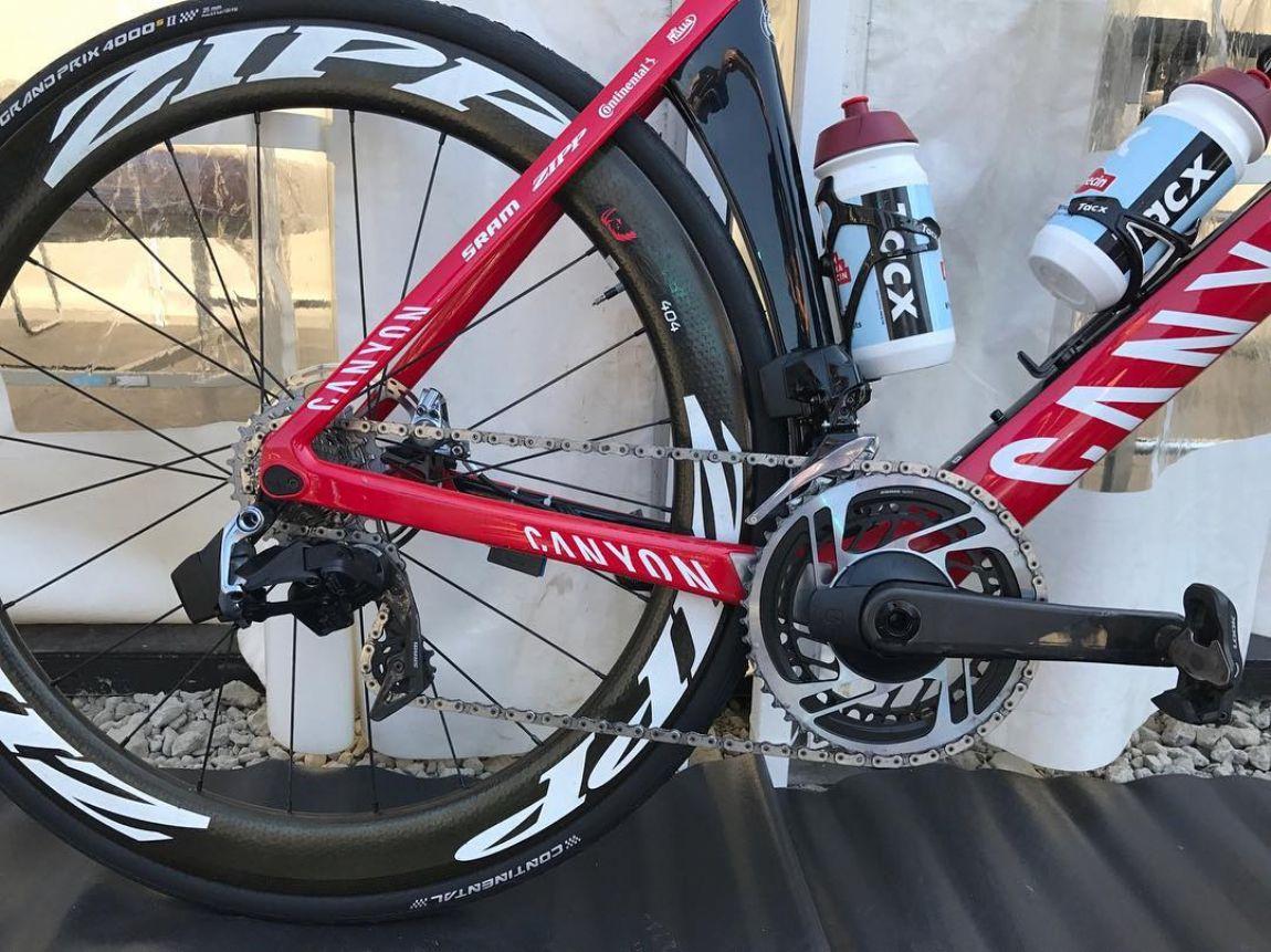 Nuevo SRAM Red eTap de 12 v