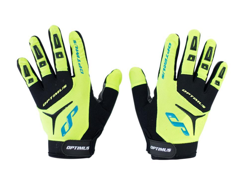 Los mejores guantes para rodar seguro