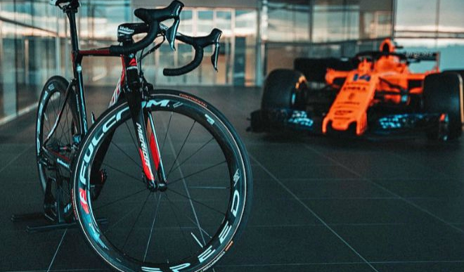 McLaren apoyará al equipo de Nibali