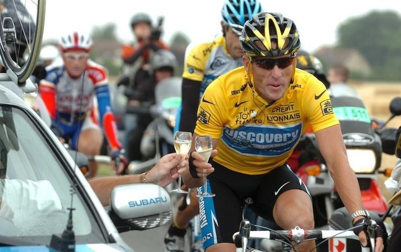 El ex ciclista estadounidense Lance Armstrong se ha vuelto a hacer millonario por casualidad