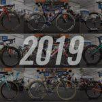 Los equipos preparan sus modelos para la temporada 2019