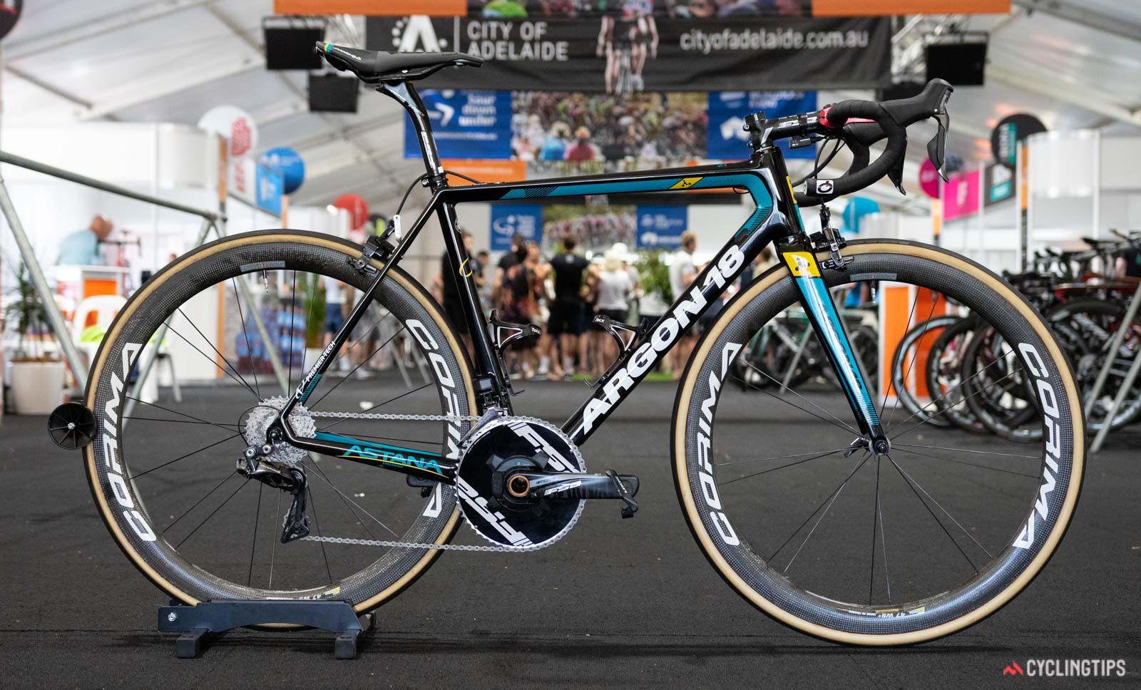 Bicicletas Team Astana
