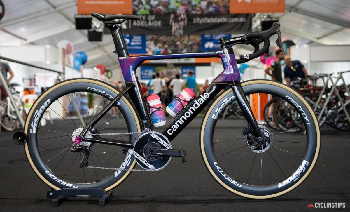 Bicicletas del EF