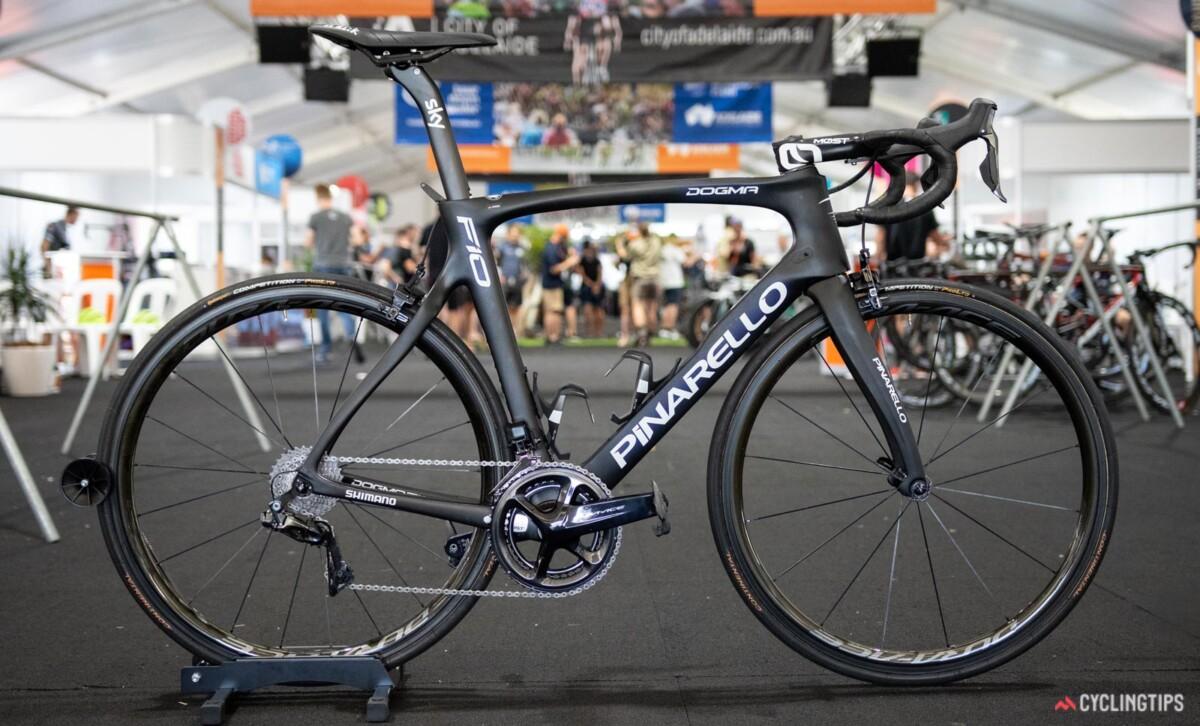 Bicicletas del Team Sky