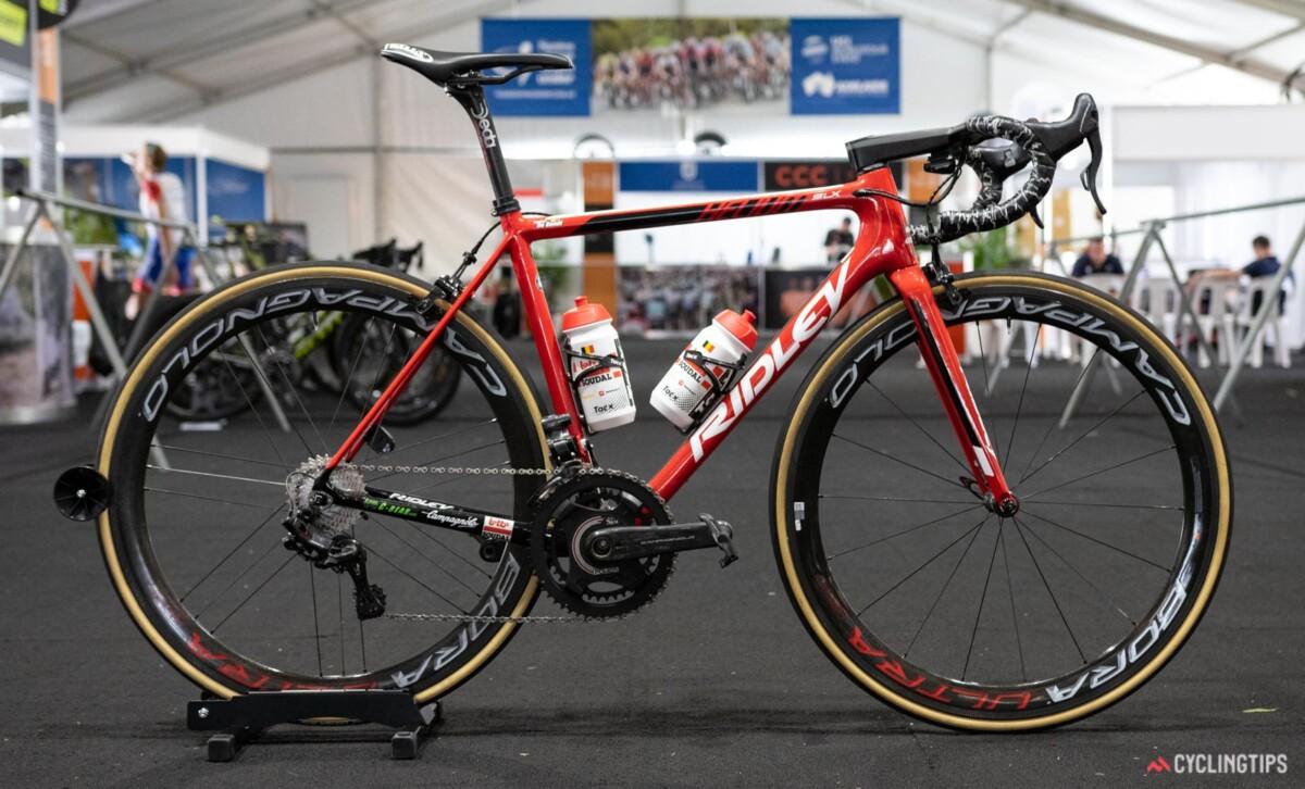 Bicicletas del Lotto