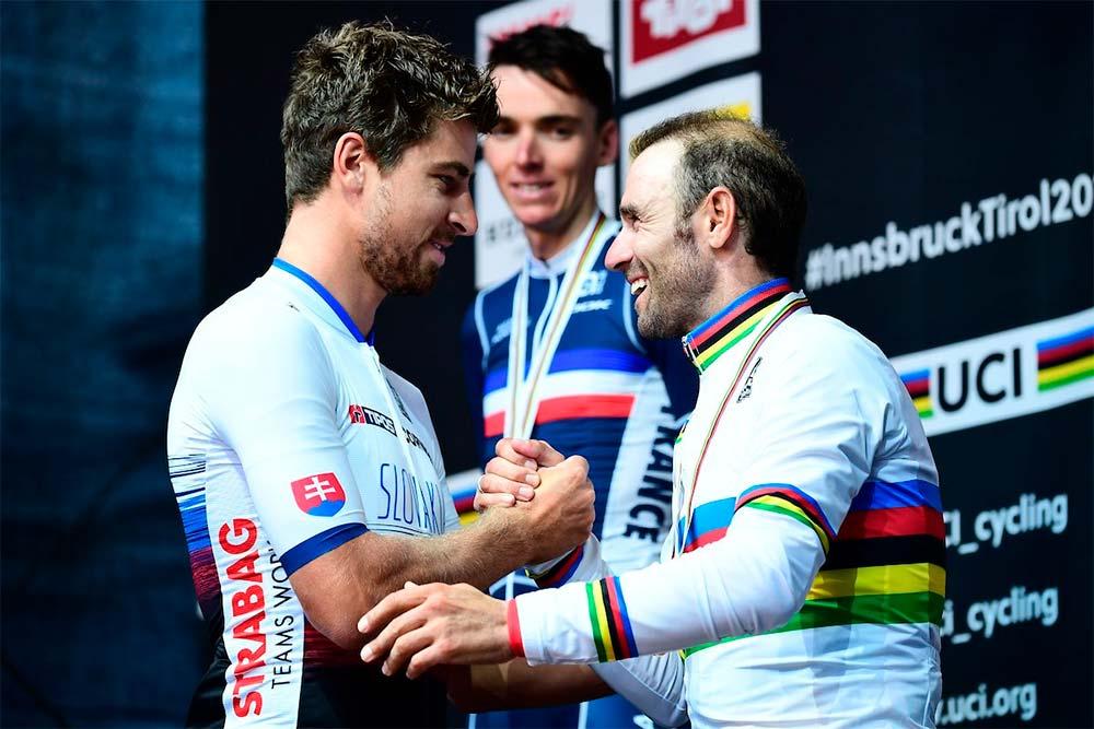 Valverde ocupó el podio que por más de 3 años le perteneció a Peter Sagan
