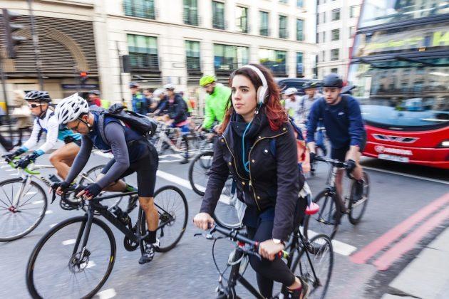 Menos enfermedades y más bici.
