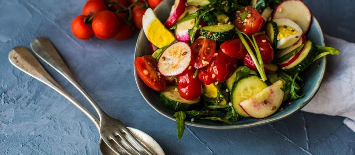 Las ensaladas no siempre son la mejor opción