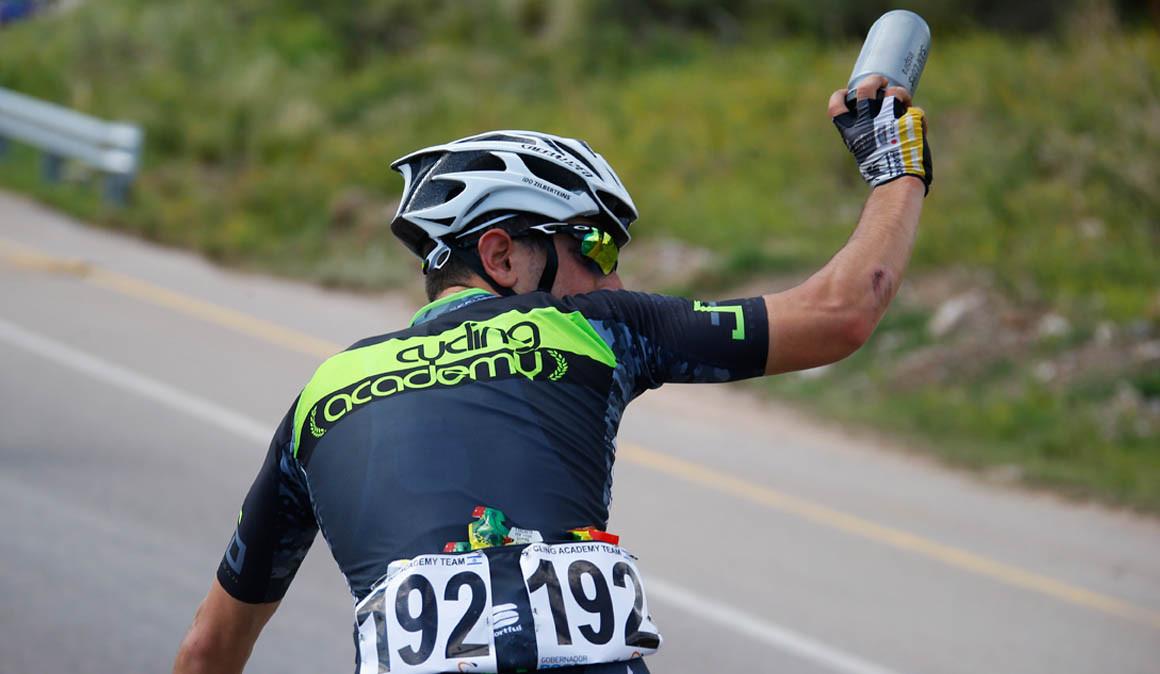 Cómo afrontar el calor en el ciclismo
