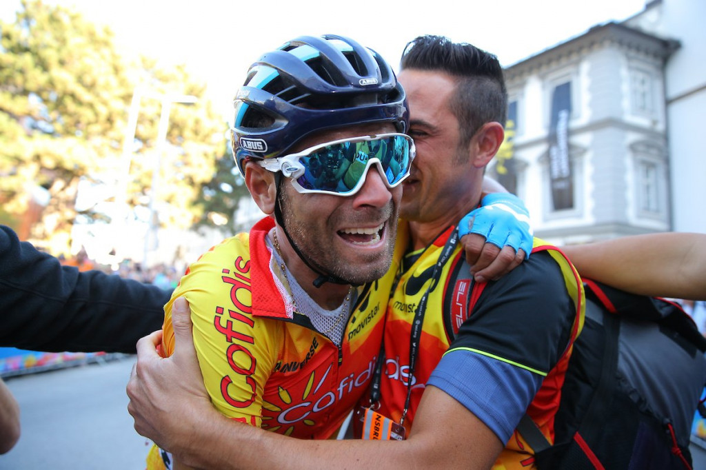 El documental más emotivo de la carrera de Valverde