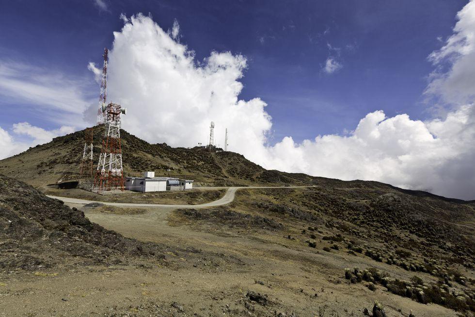 Pico el Aguila, Venezuela, subidas