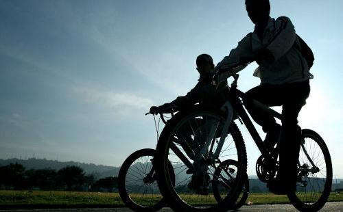 Los ciclistas están expuestos a robos