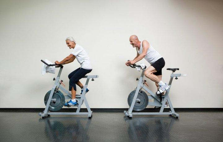 Ciclismo y Parkinson