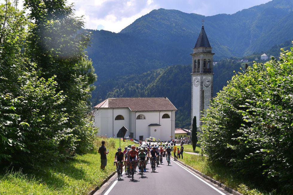 Monte Zoncolan, Italia