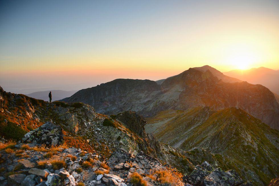 Puertos de montaña en los Balcanes