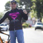 Pacientes con Parkinson que practican ciclismo