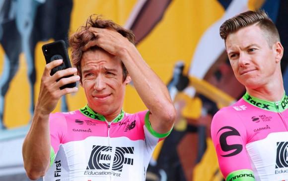 Rigo se llevó la etapa 1 del Tour Colombia