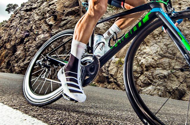 Cubre botas para ciclistas
