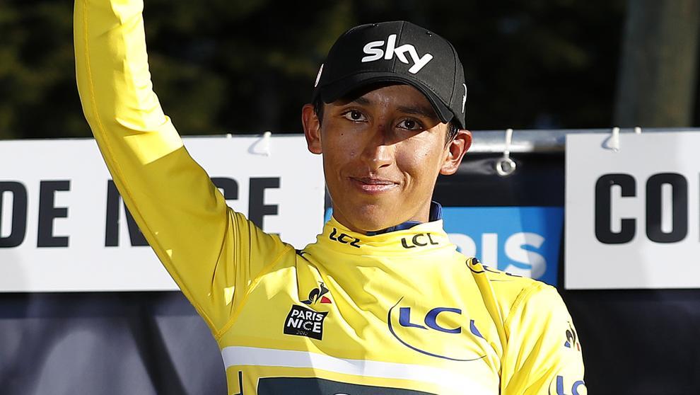 Egan Bernal, campeón de la París-Niza