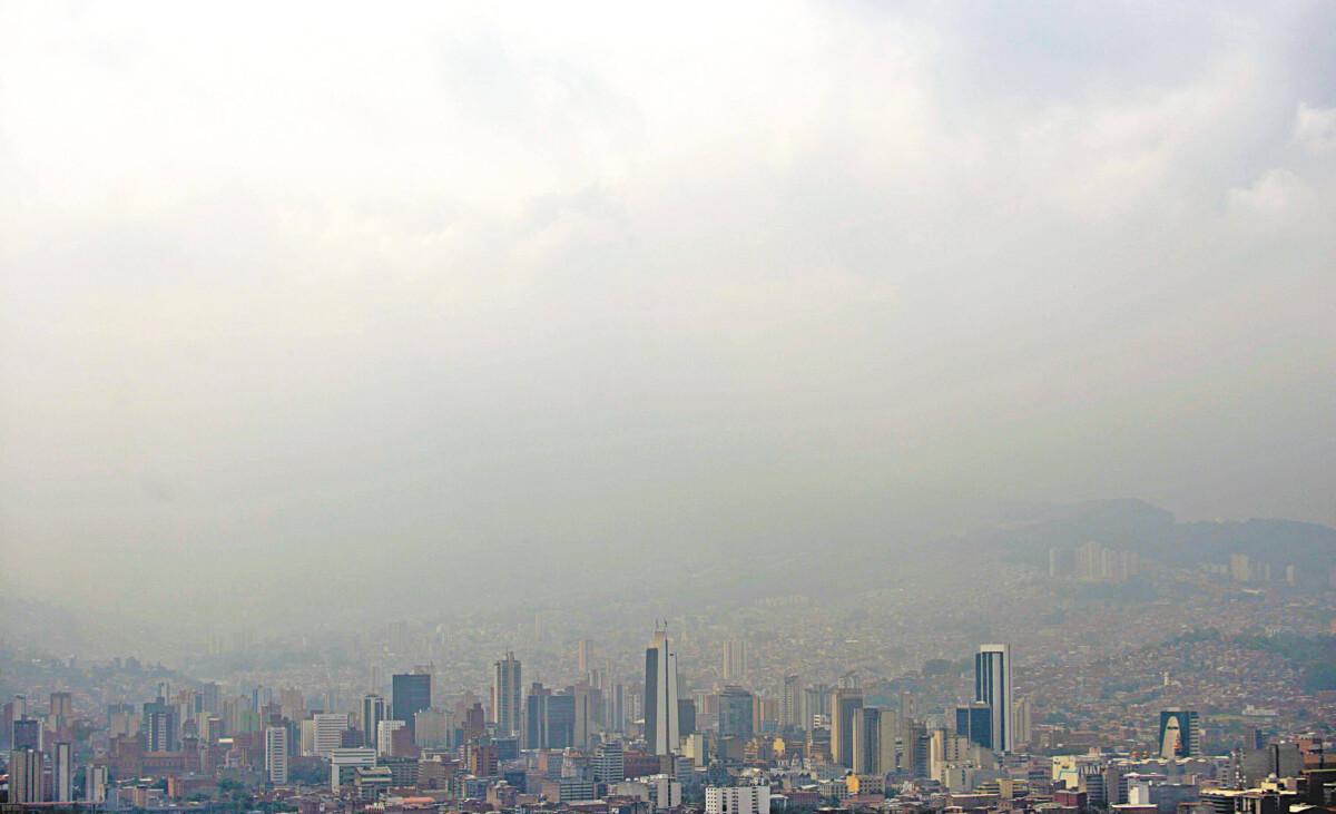 Cielos llenos de contaminación