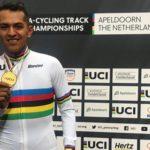 Oro para Colombia en el Paracycling