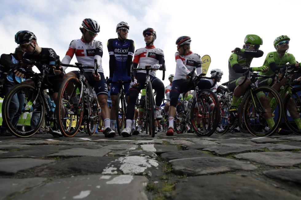 Los duros terrenos de la París-Roubaix