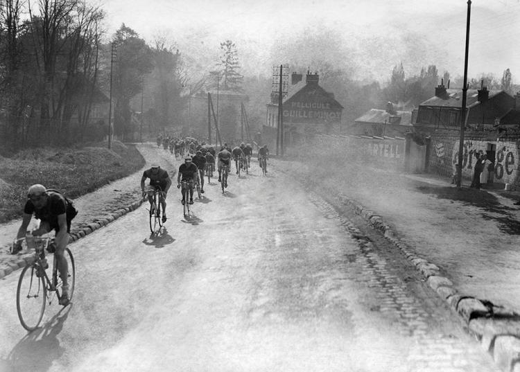 París-Roubaix y sus caminos de polvo