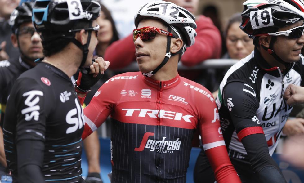 El colombiano innvolucrado en un escándalo de doping