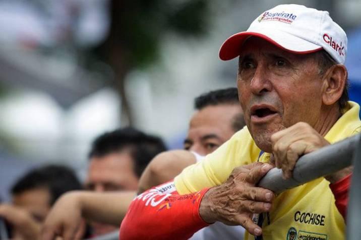 El corredor colombiano que abrió el camino de las victorias