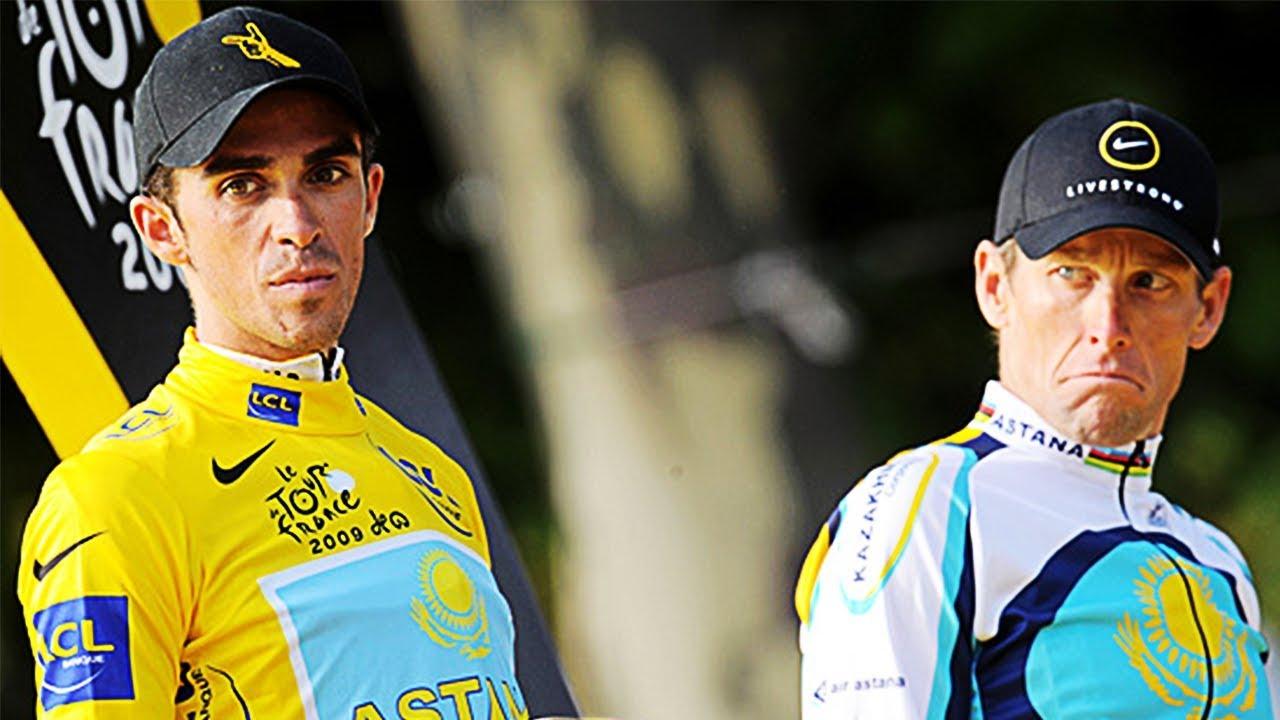 Contador gana el Tour de 2009