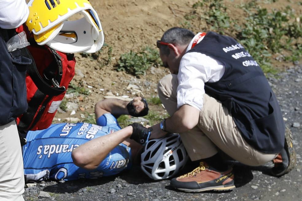 Muertes en la París-Roubaix