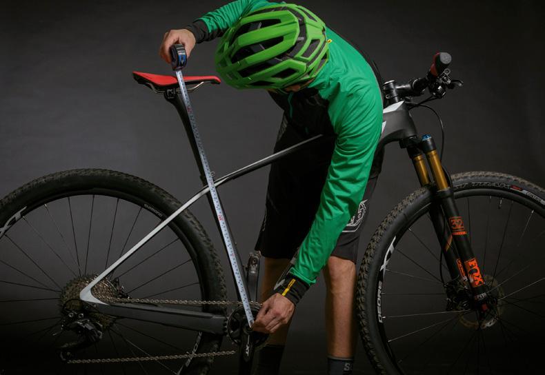 Postura en el ciclismo
