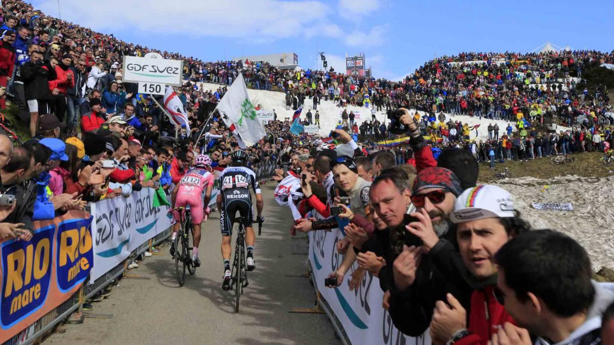 Giro de Italia 2019 está a punto de comenzar
