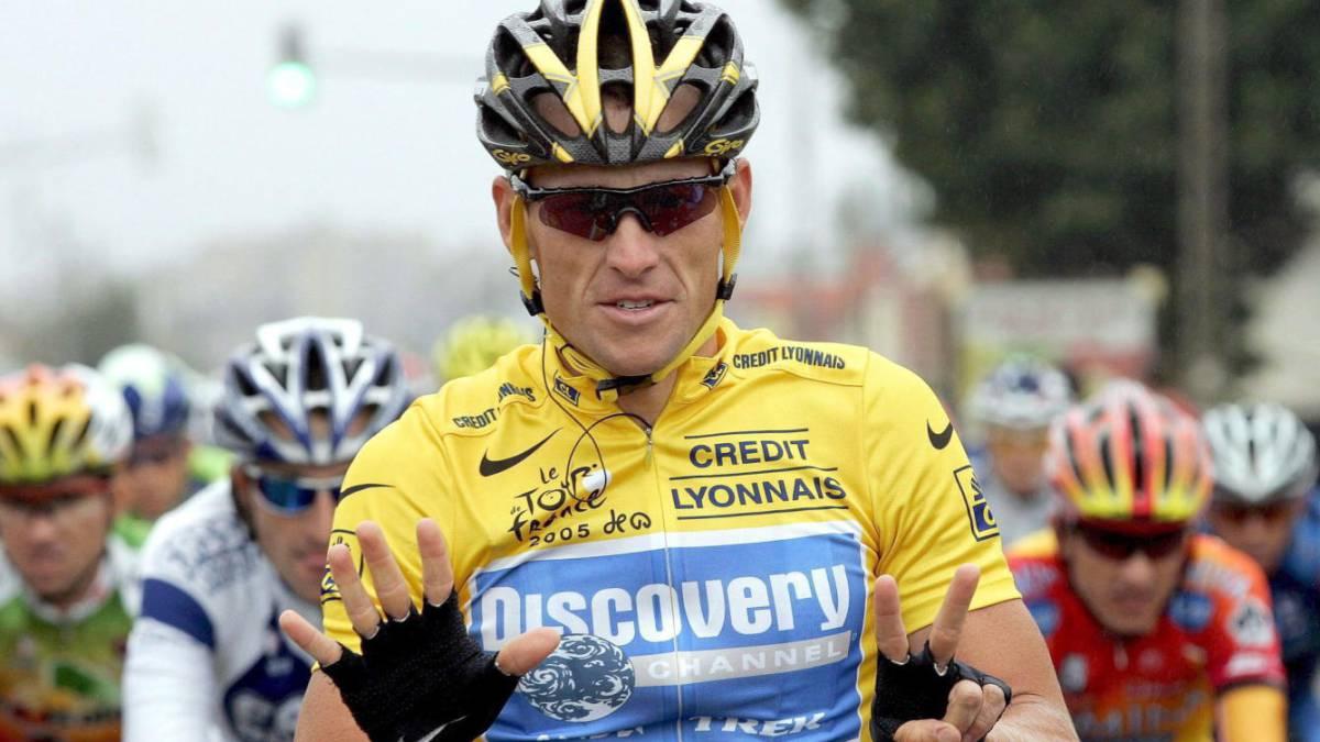 Lance Armstrong y su consumo de drogas