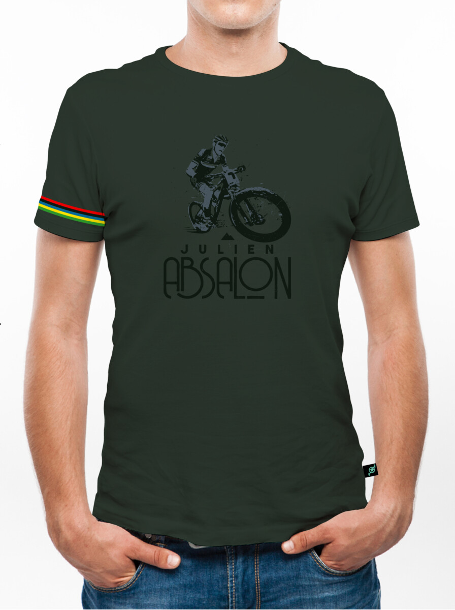 camiseta JULIAN ABSALON