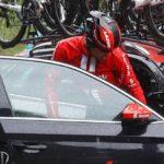 Giro 102, con el abandono de Dumoulin