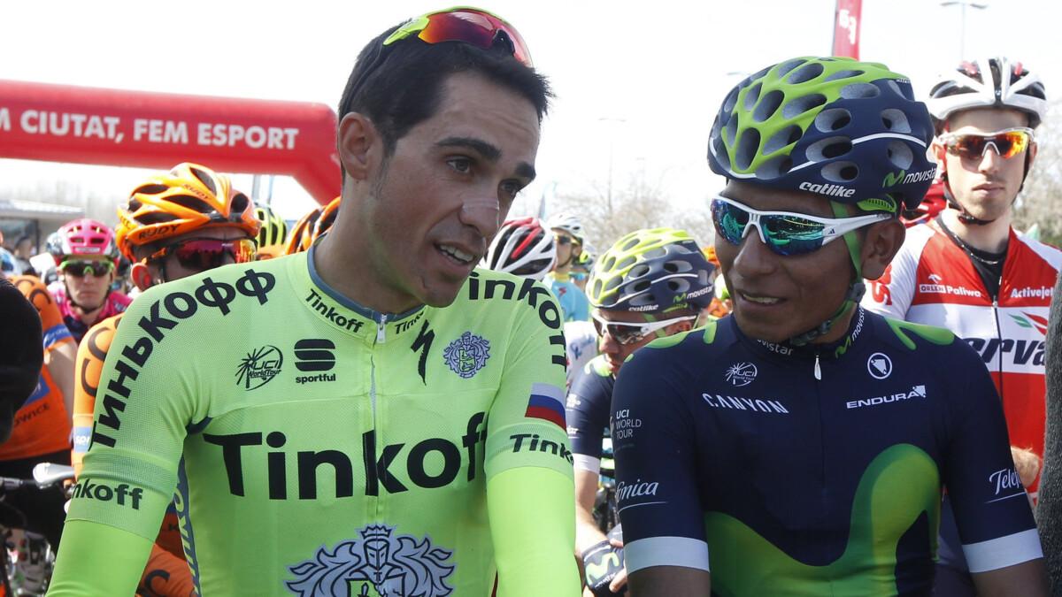 Nairo, perdió el Tour de 2013 por falta de ambición