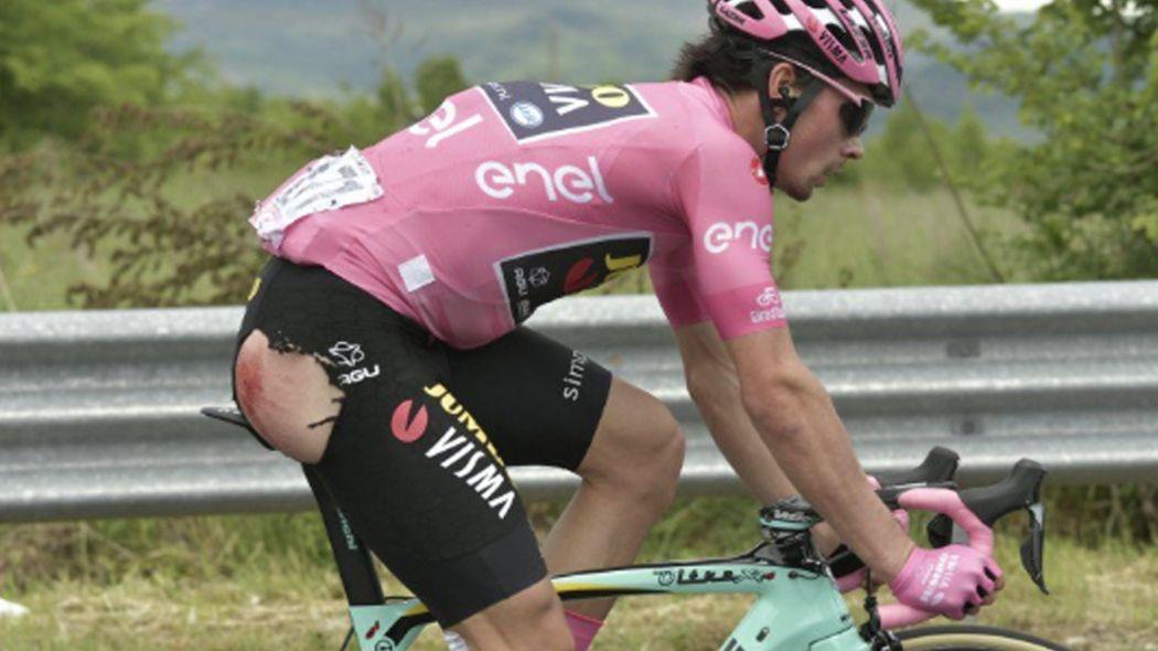 Conti, nuevo líder del Giro de Italia 2019