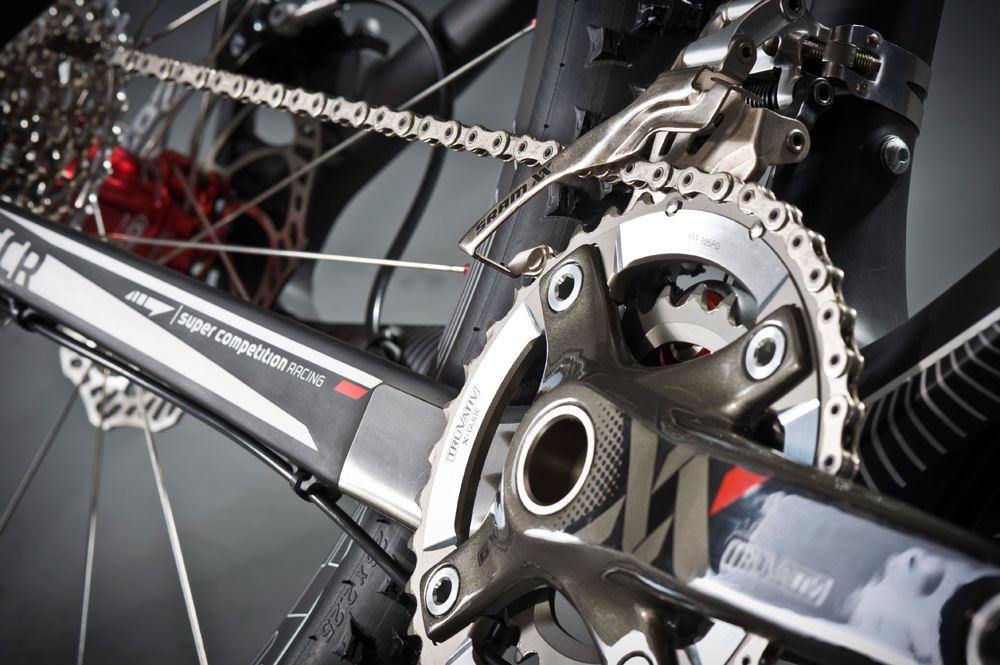 El doble plato en el ciclismo de montaña