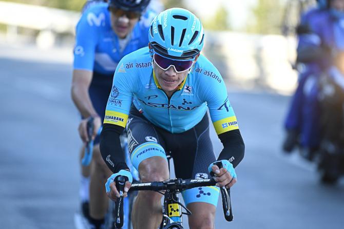 El Superman del Astana quiere ganar el Giro de Italia
