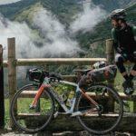 Rodrigo Ruiz, atraviesa América en bici