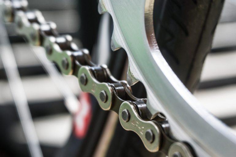 Rompimiento o saltos de cadena en bicicleta MTB