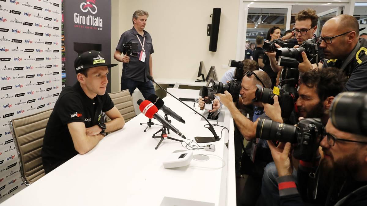 Yates y su exceso de confianza en el Giro de Italia 2019