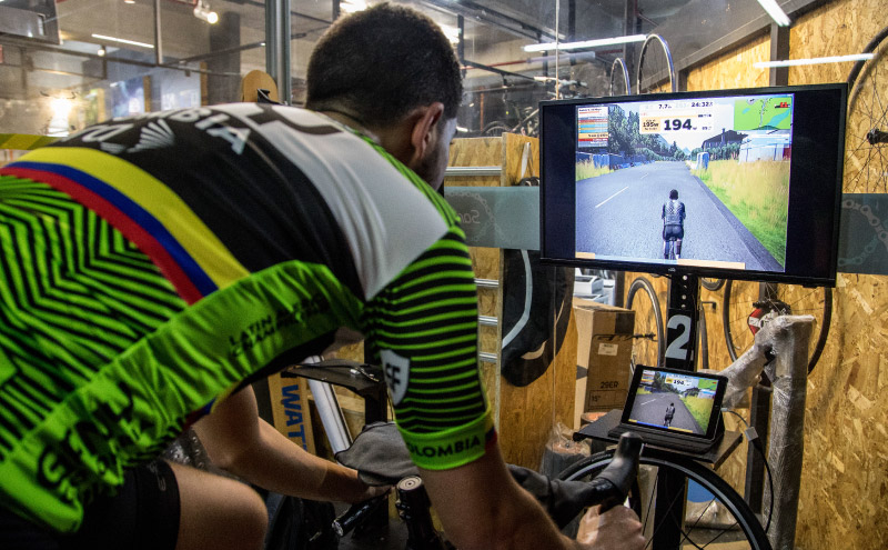 Cycling Challenge Show Medellín