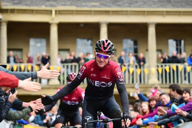El Froome del INEOS no irá al Tour de France