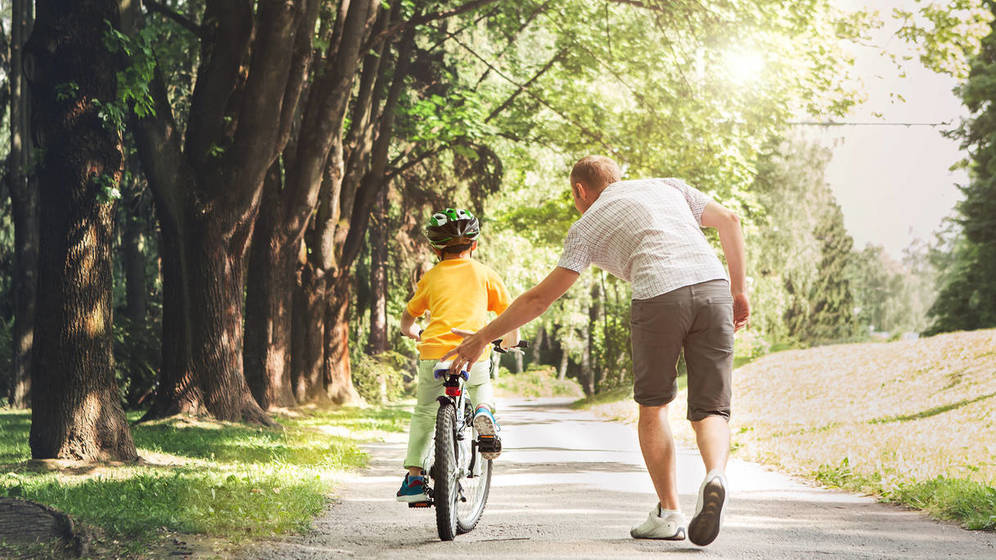 Obsequios para papá ciclista