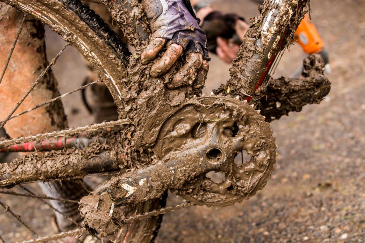 Uso de agua para el lavado de la bici