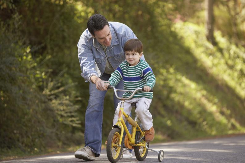 Regalos para papá ciclista