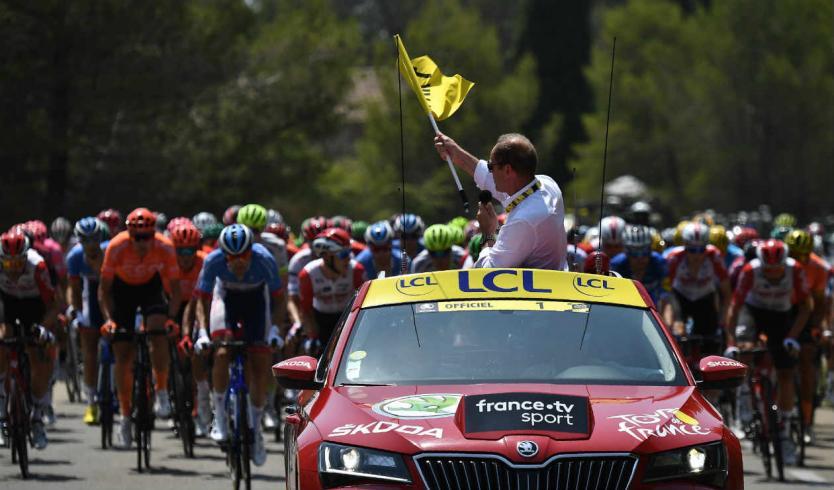 Bernal a una jornada de ser campeón del Tour