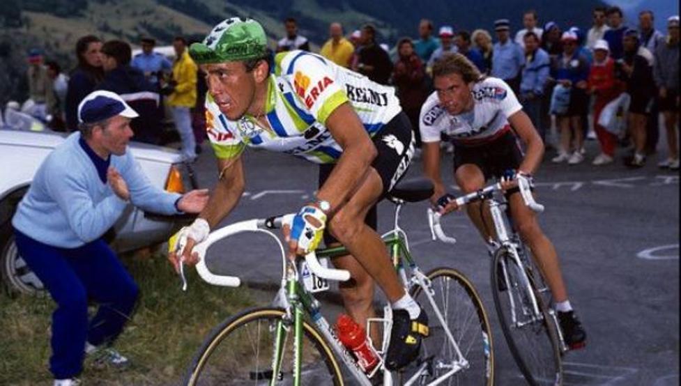 Fabio Parra y su participación en el Tour de France del 88